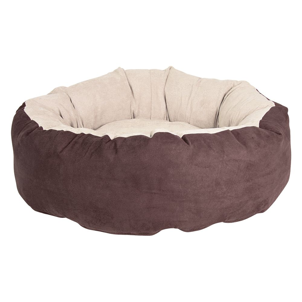 Trixie Hunting Pet Bed - Brown / Beige - Diameter 90cm