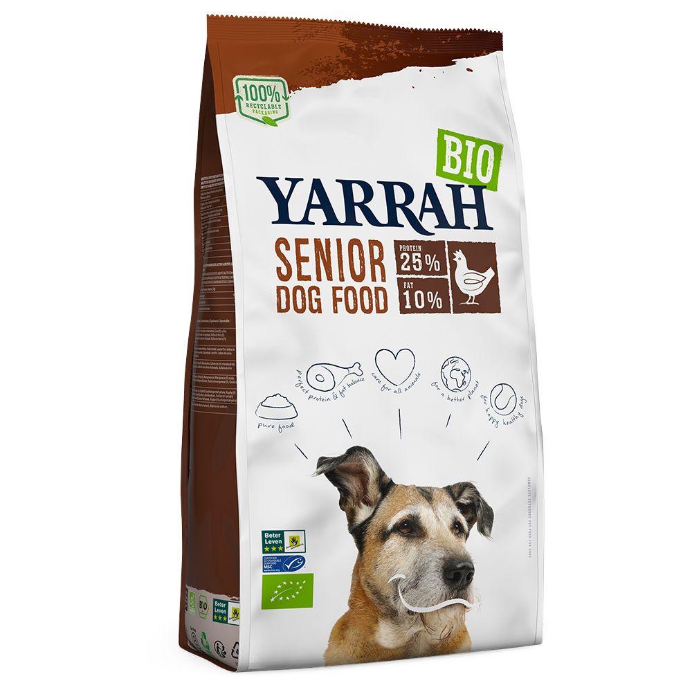 Yarrah Organic Senior Organic Chicken - 10kg