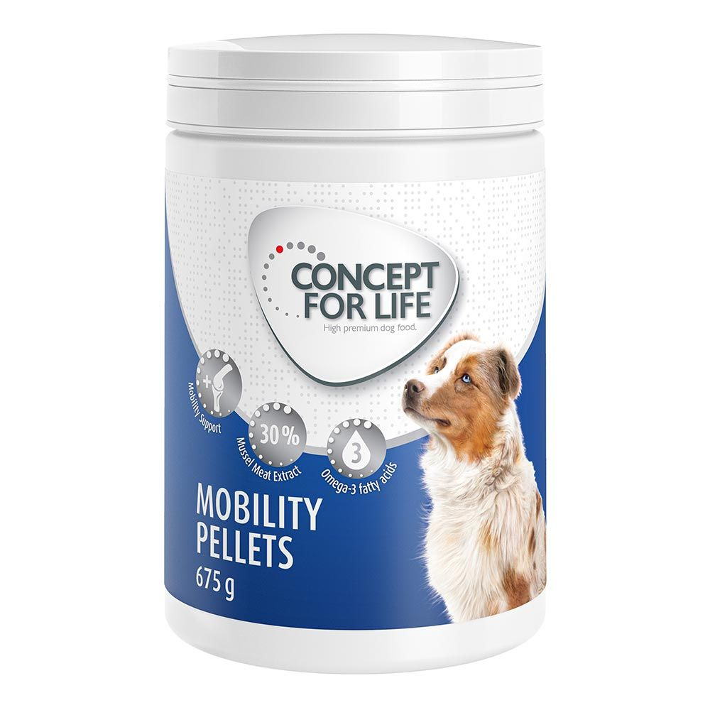 Concept for Life Mobility Pellets 2 x 1100 g