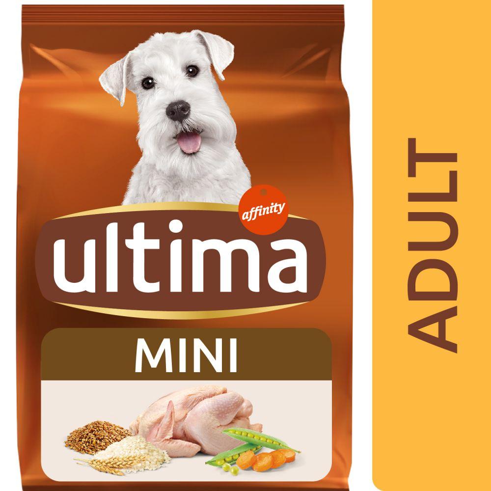 7,5kg Mini Adult Ultima Croquettes pour chien