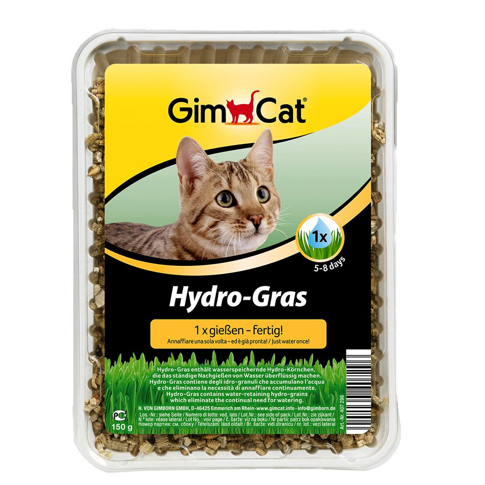GimCat Hydro-Gras 150 g - 150 g