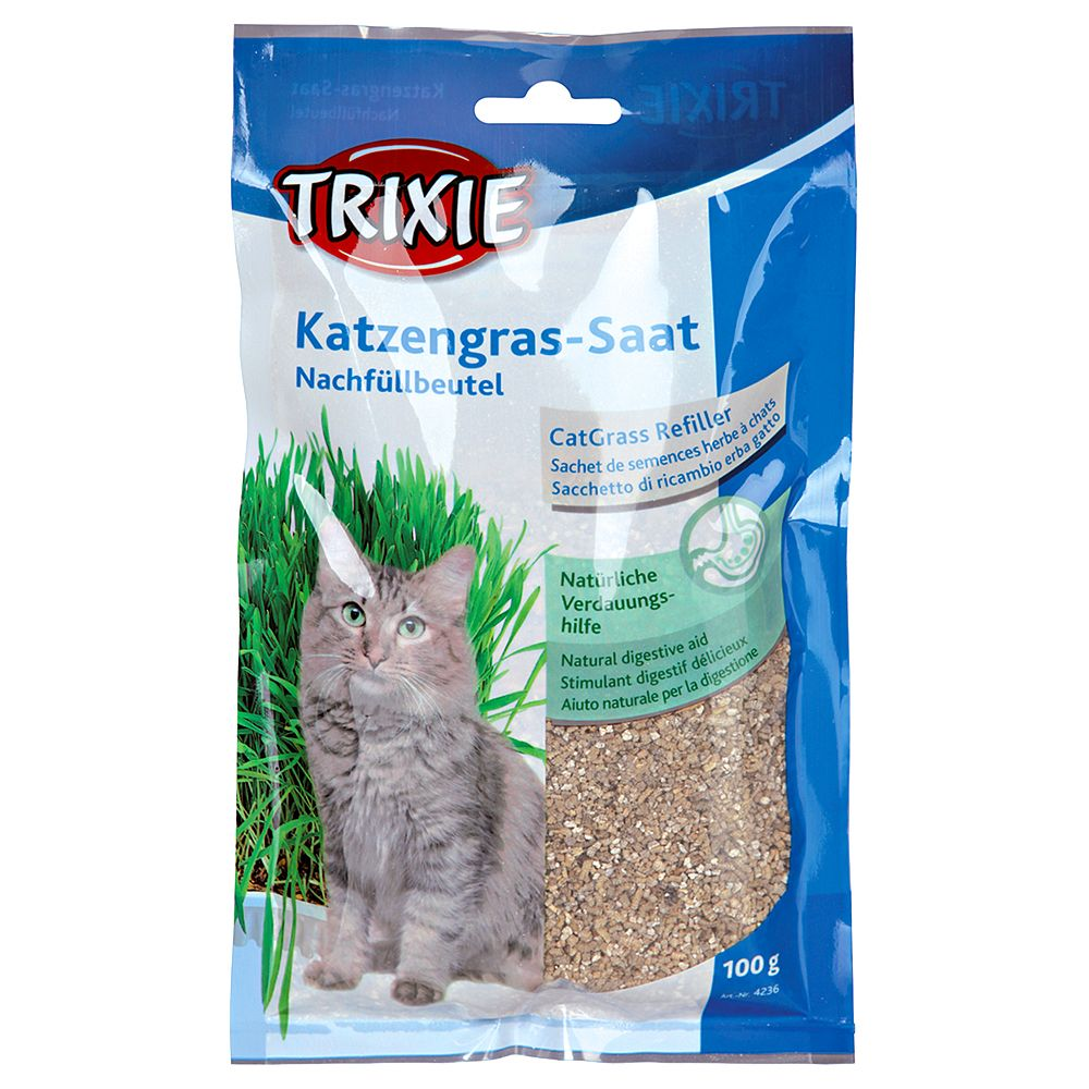 Trixie Cat Grass