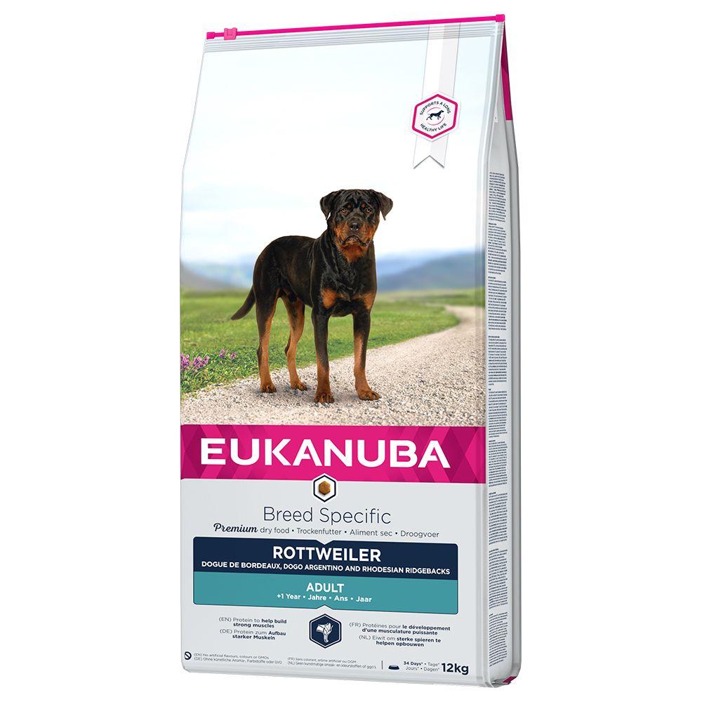 Eukanuba Rottweiler Adult - 12kg