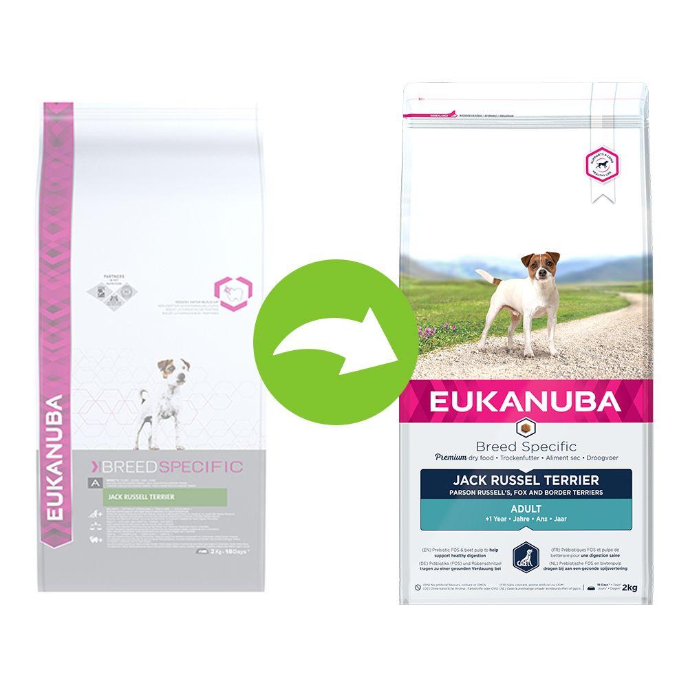 Eukanuba Adult Breed Specific Jack Russell Terrier - 2 kg