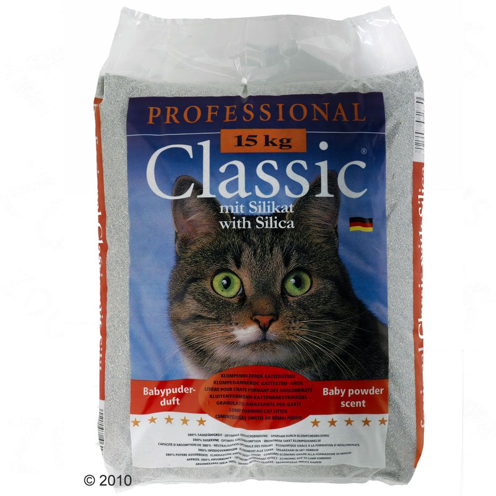 Chat Litière Professional Classic