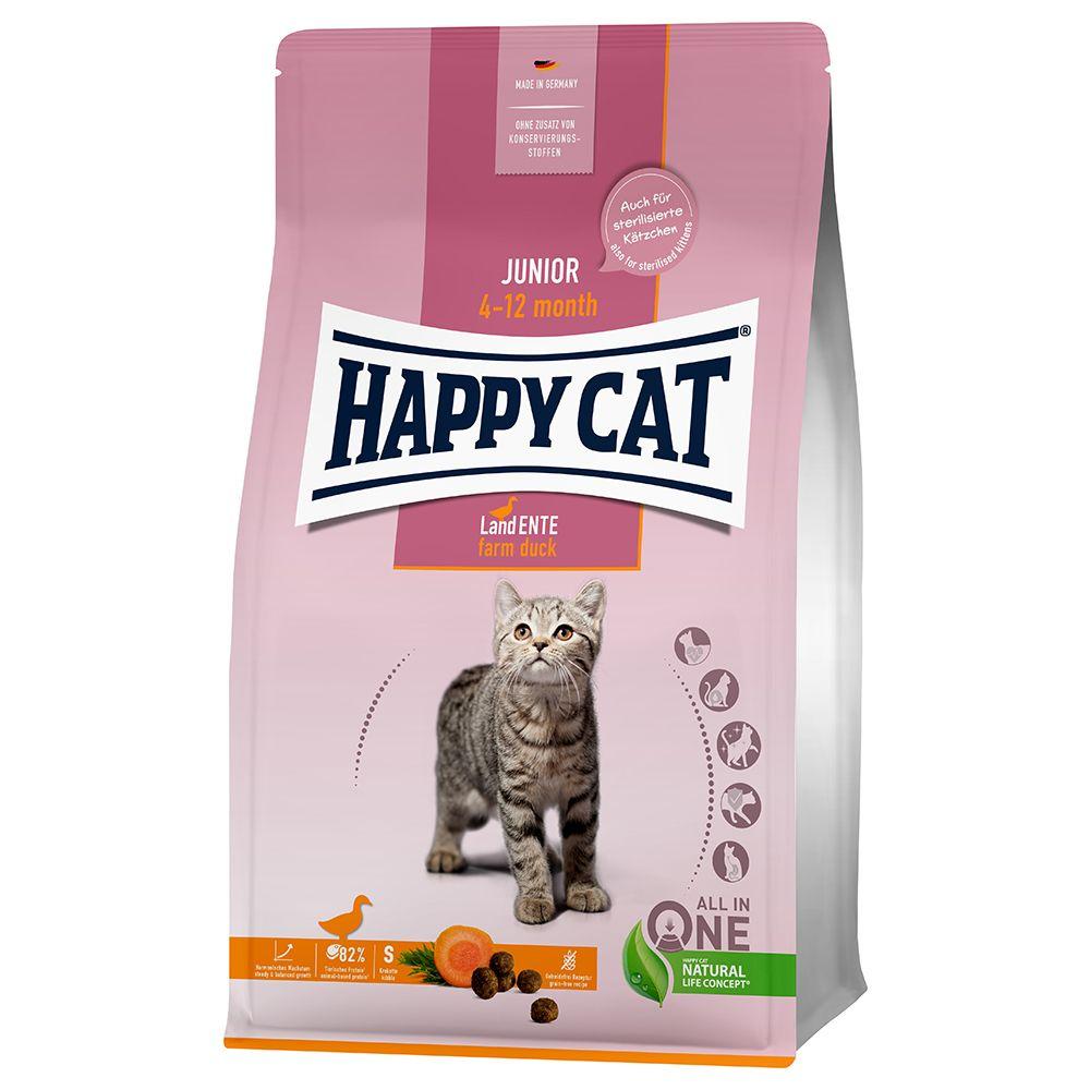 Happy Cat Young Junior Farm Duck - 1,3 kg