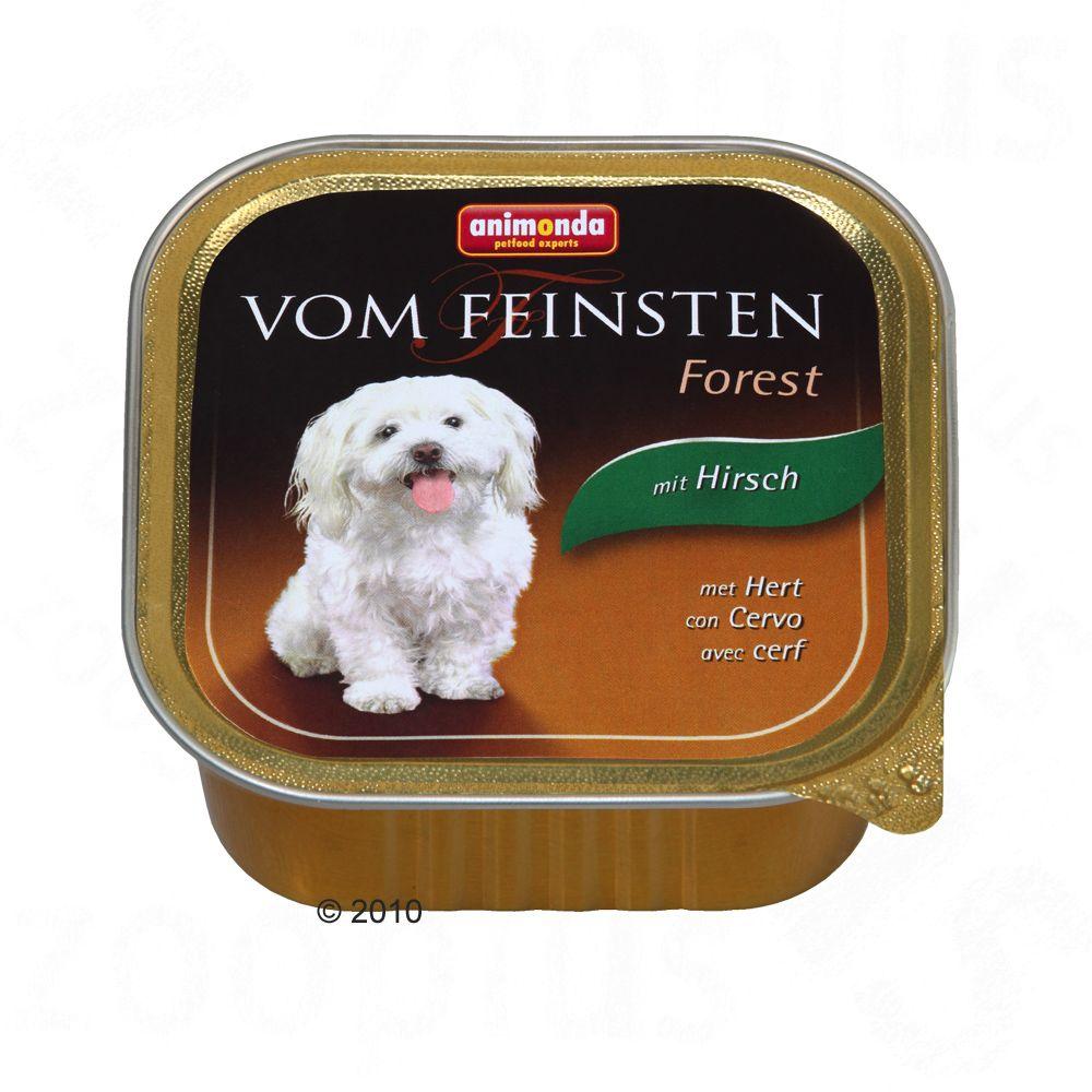 Animonda vom Feinsten Forest, 6 x 150 g - Jeleń
