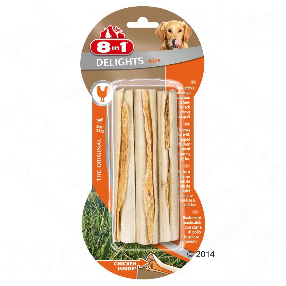 Chien Friandises Bâtonnets à mâcher Bâtonnets fourrés pour chien