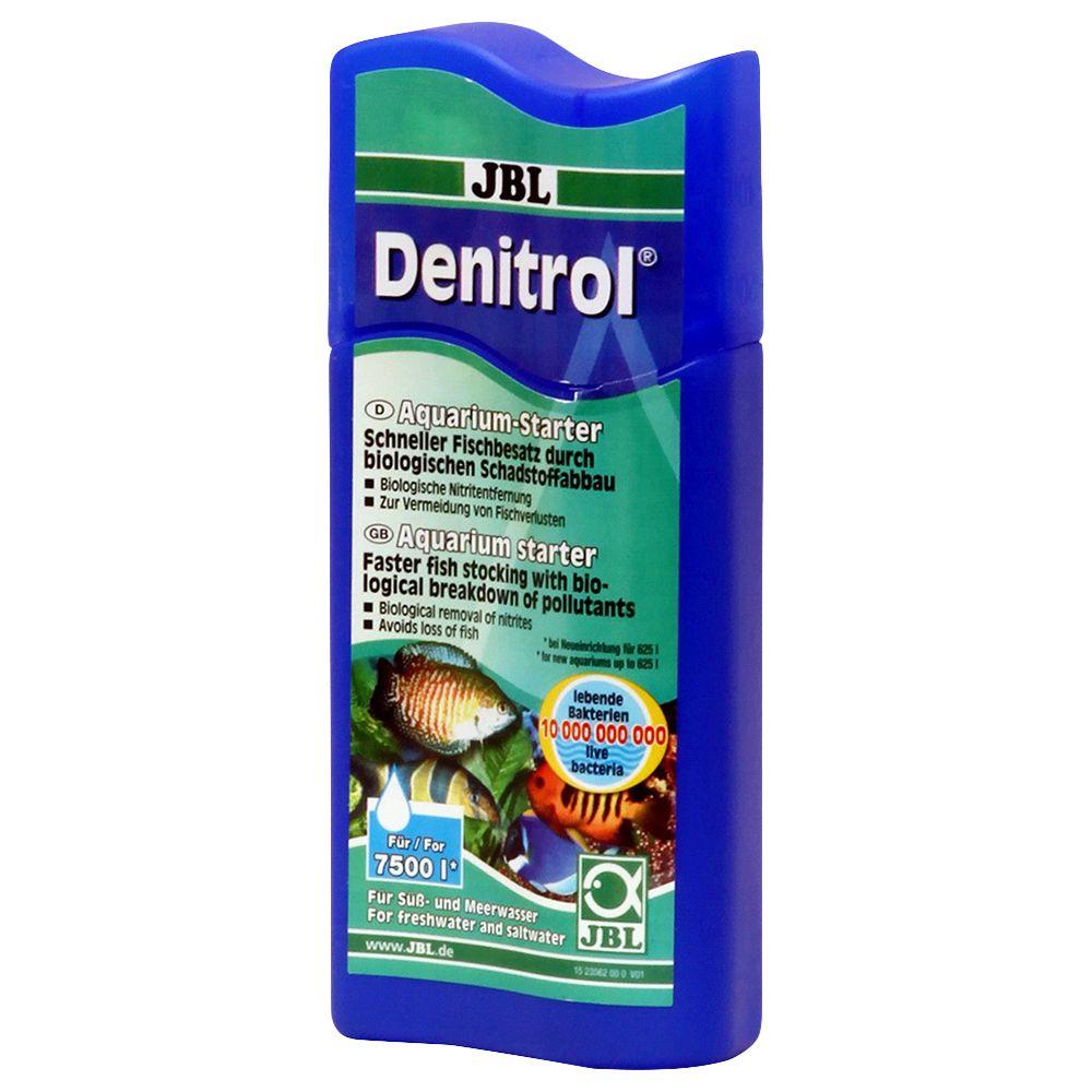 JBL Denitrol Bacteria Starter - 250ml for 7500l