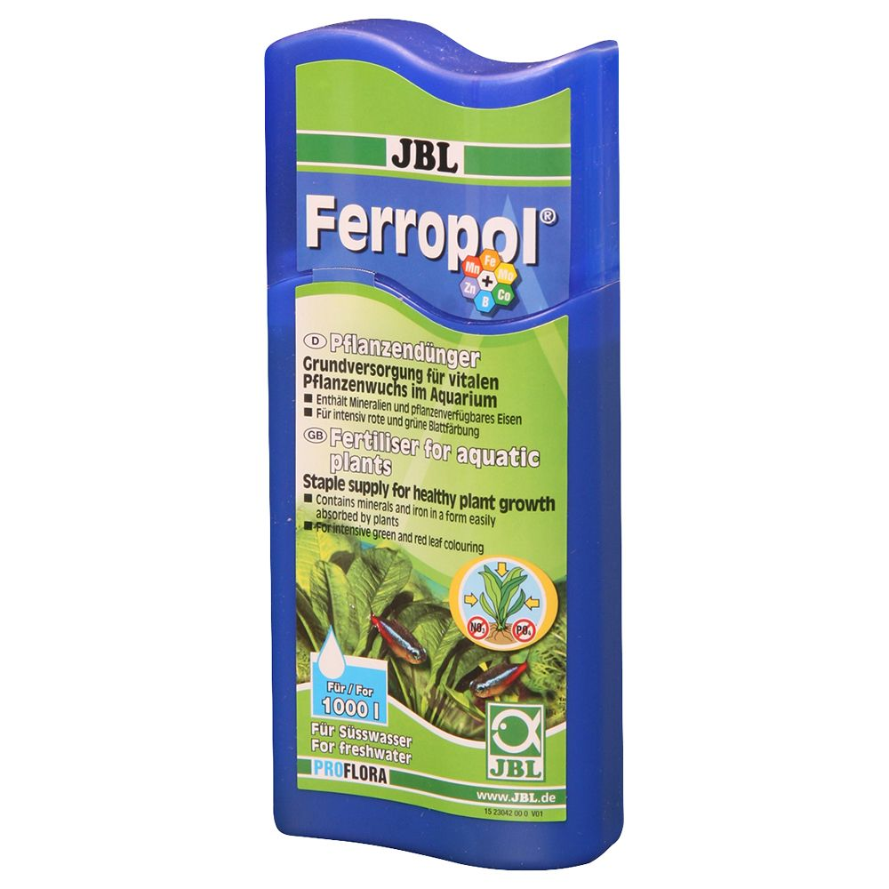 JBL Ferropol Liquid Fertiliser - 250ml