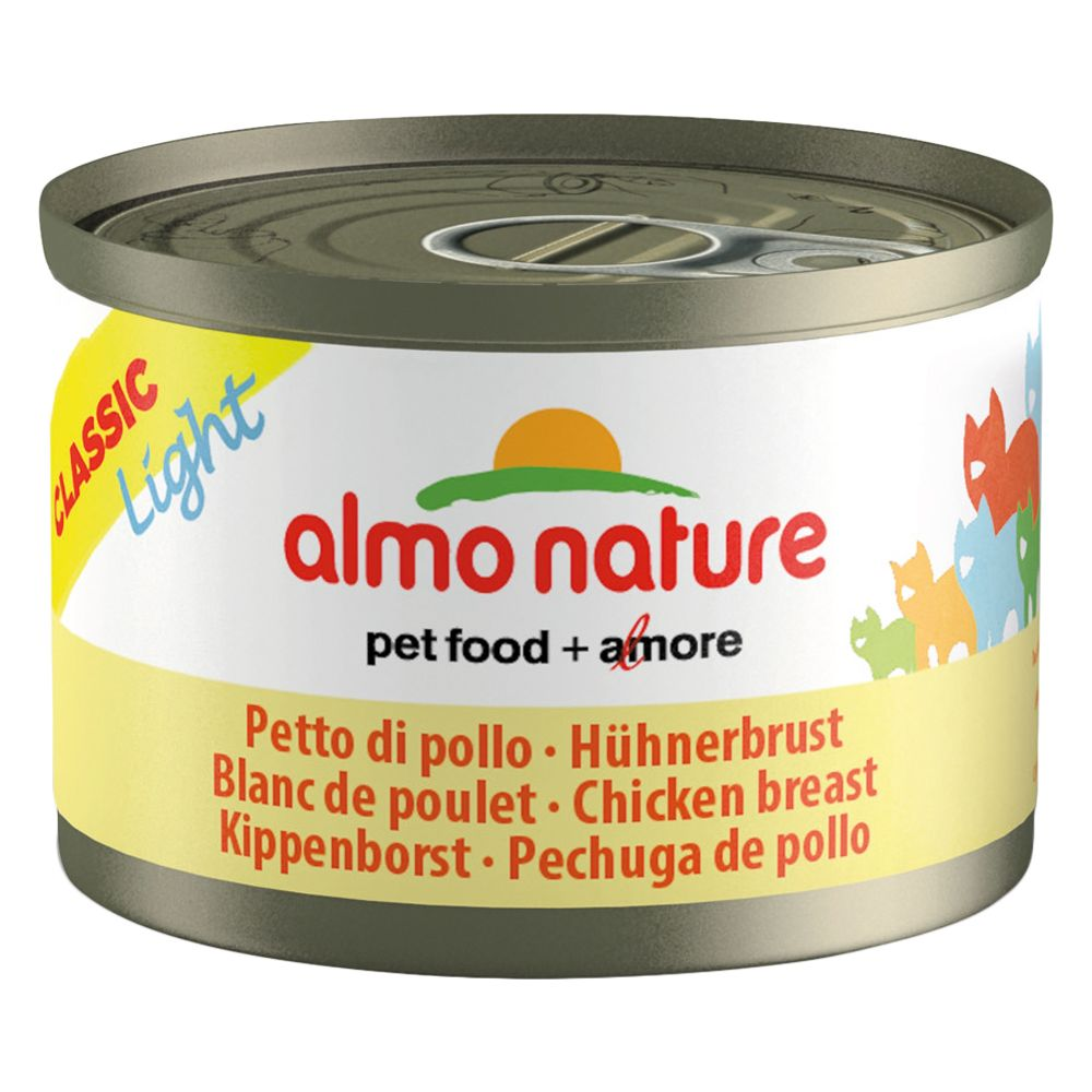 Almo Nature Classic Light 6 x 50g - Chicken Breast with Eastern Little Tuna