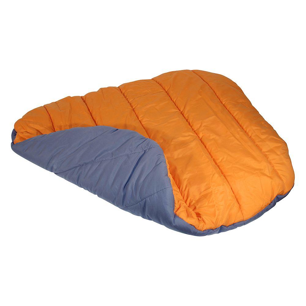 Hundekissen Journey Orange - Waschbeutel XL: L 75 x B 80 cm