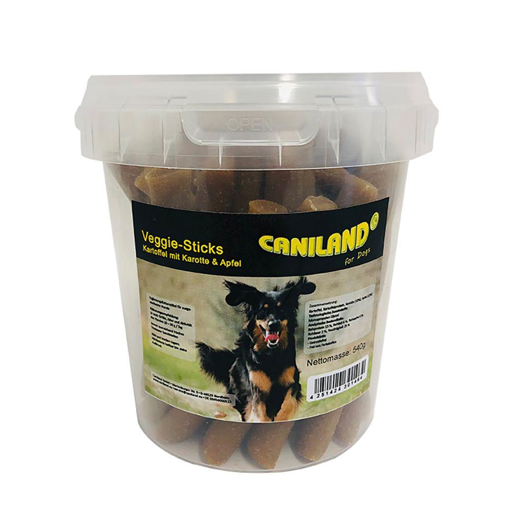 Caniland Bâtonnets végétariens pour chien - 540 g