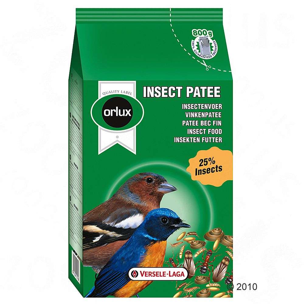 Versele-Laga Orlux Insect Patee - 2 x 800 g