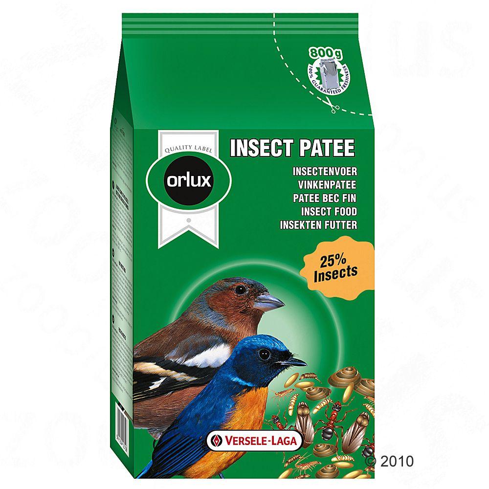Foto Orlux Insect Patee - 3 x 800 g - prezzo top! Versele Laga Cibo