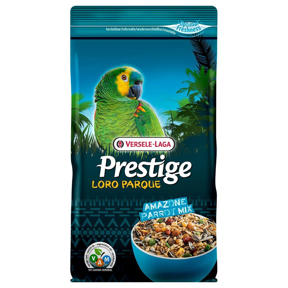 Prestige Loro Parque Amazone Papagei Mix - 15 kg