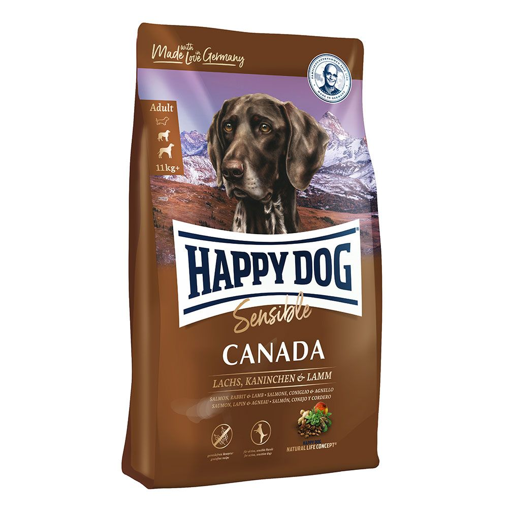 Happy Dog Supreme Sensible Canada – 12,5 kg
