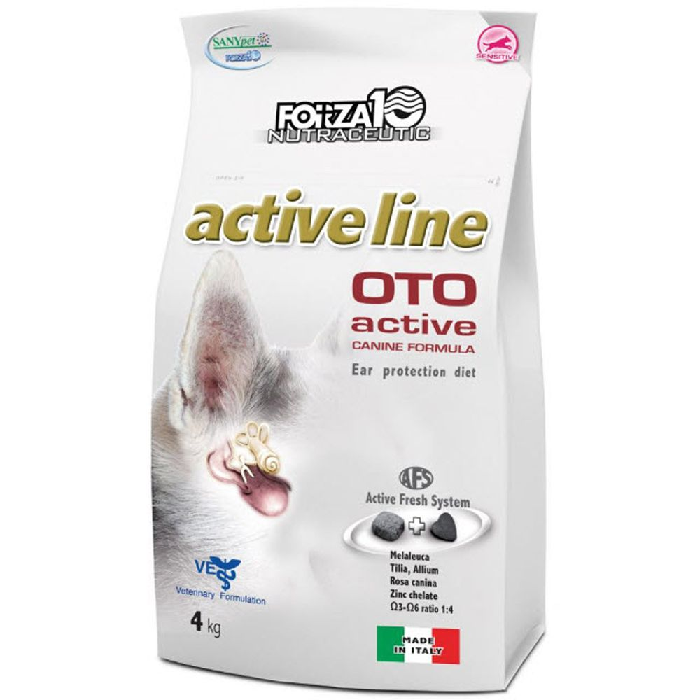 Chien Croquettes Forza10 Active Line