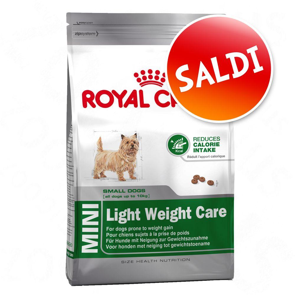 Foto Royal Canin Mini Light Weight Care - 8 kg Royal Canin Size
