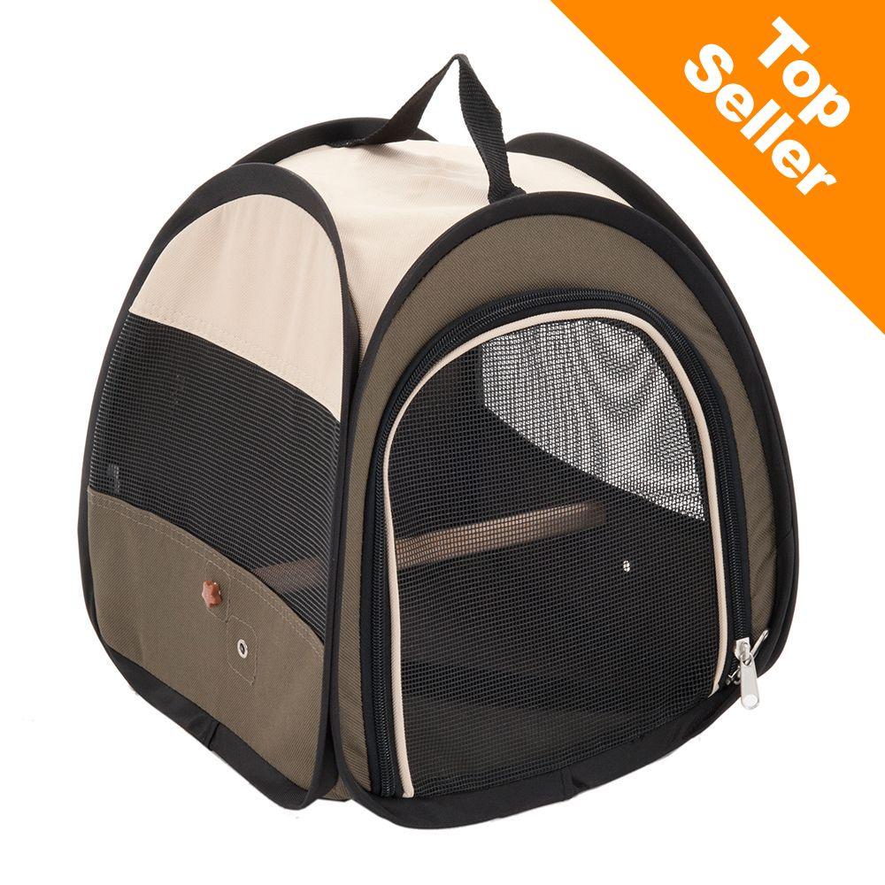 Free-Fly transportväska för fåglar av nylon - L 28 x B 28 x H 31 cm