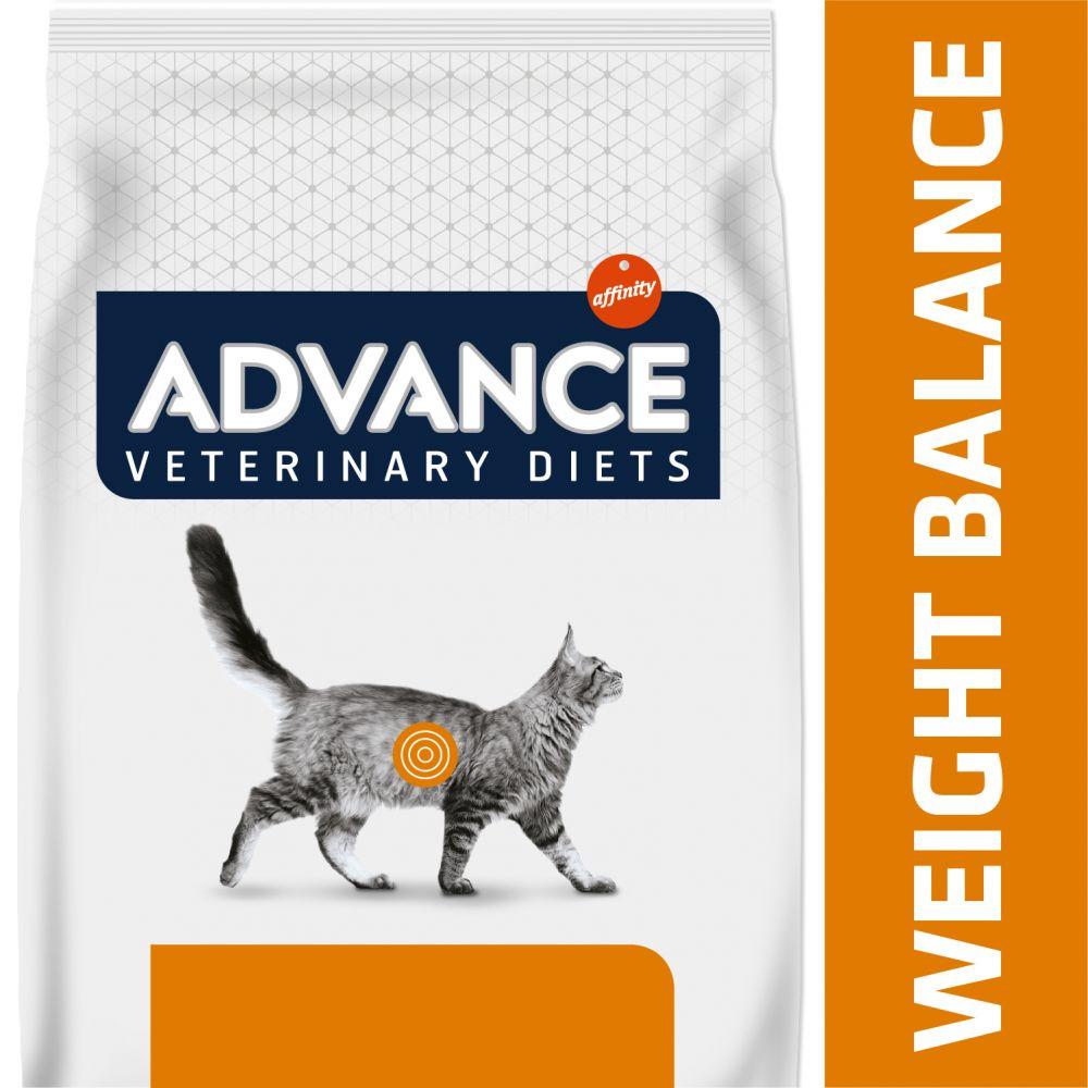 8kg Obesity Feline Advance Veterinary Diets - Croquettes pour chat