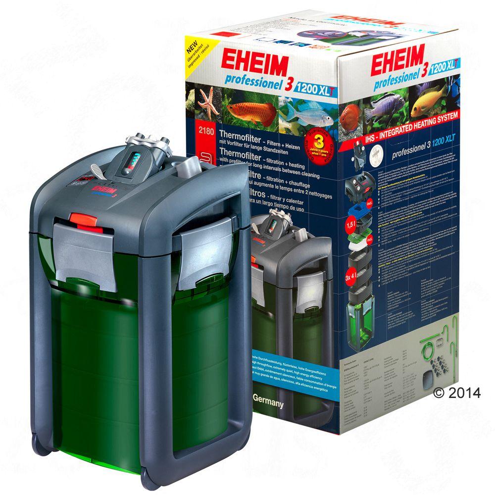 2180 Außenfilter Professionel 3 Thermo 1200 XLT für Aquarien