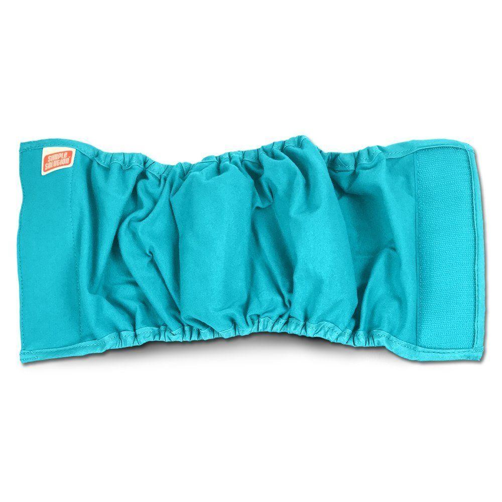 Serviette absorbante lavable Simple Solution pour chien - taille M, 1 serviette