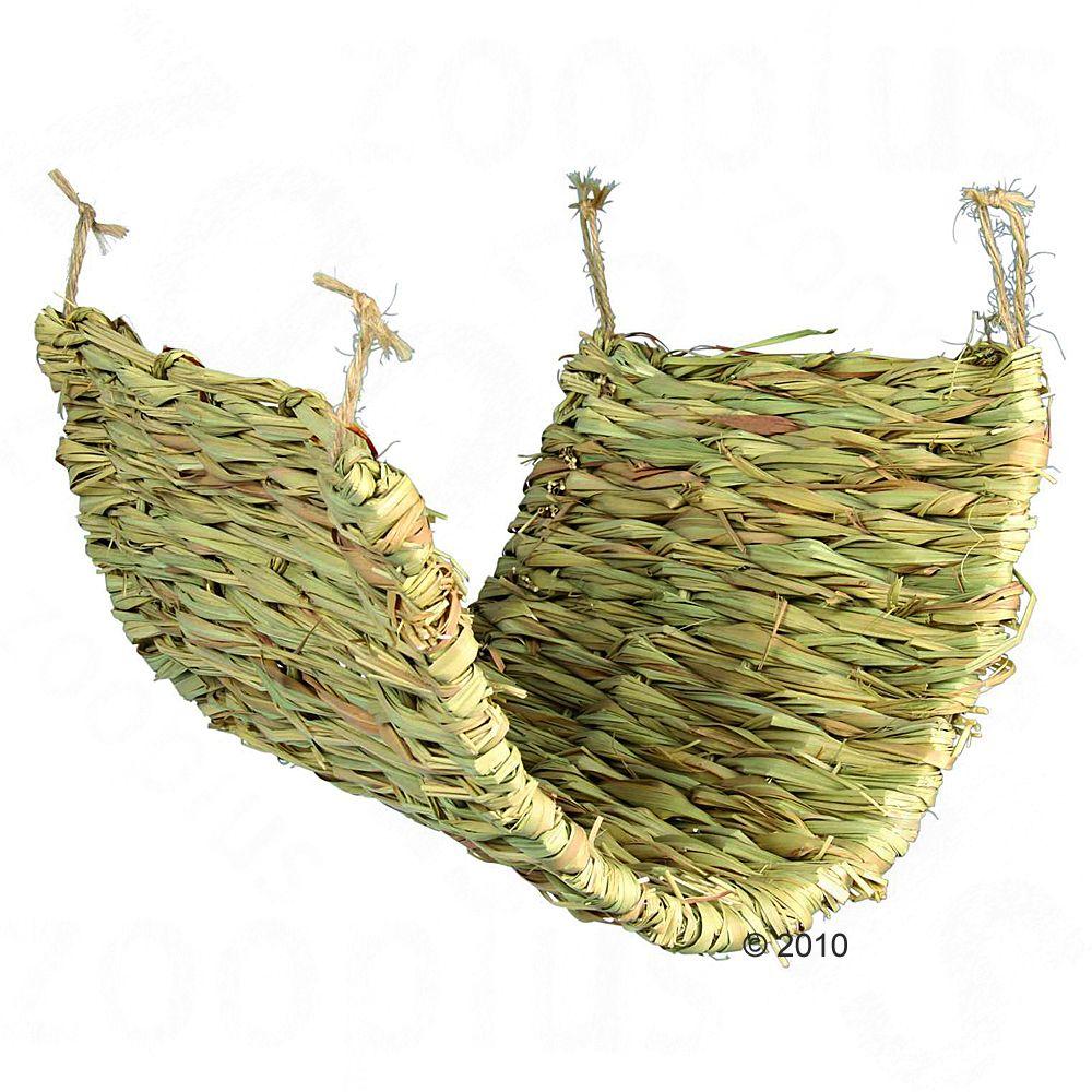 Hamak z naturalnej trawy - 40 x 28
