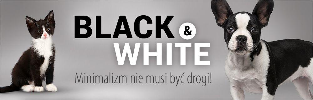 Minimalizm nie musi byc drogi! Kup czarne lub białe akcesoria!