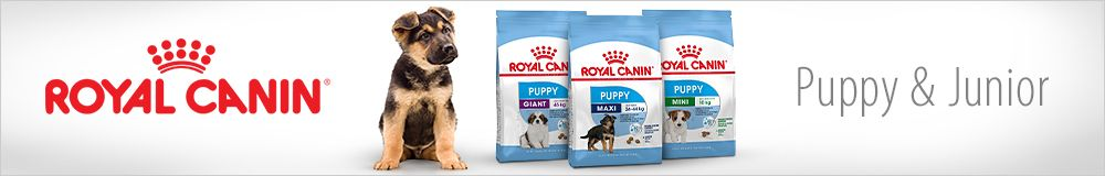 Royal Canin Junior and Puppy