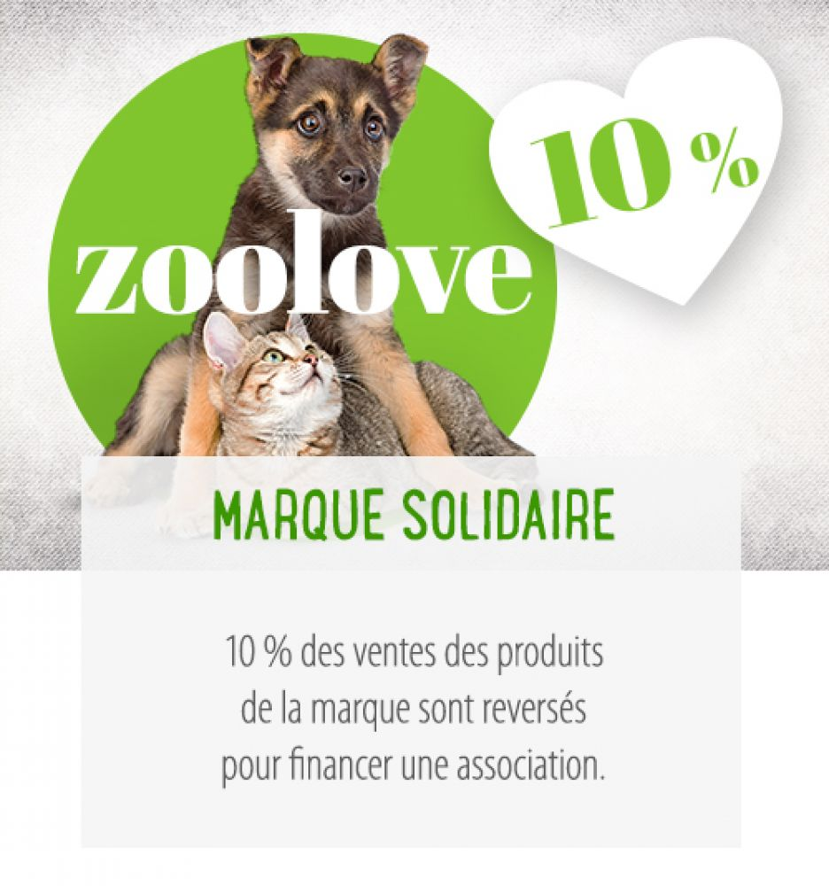 zoolove : une marque solidaire !