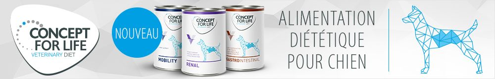 Concept for Life Veterinary Diet pour chien