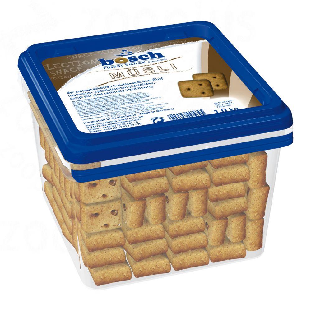 Bosch Musli, ciasteczka dla psa - 1 kg