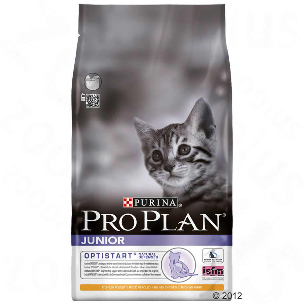 Chat Croquettes Purina PRO PLAN Chaton