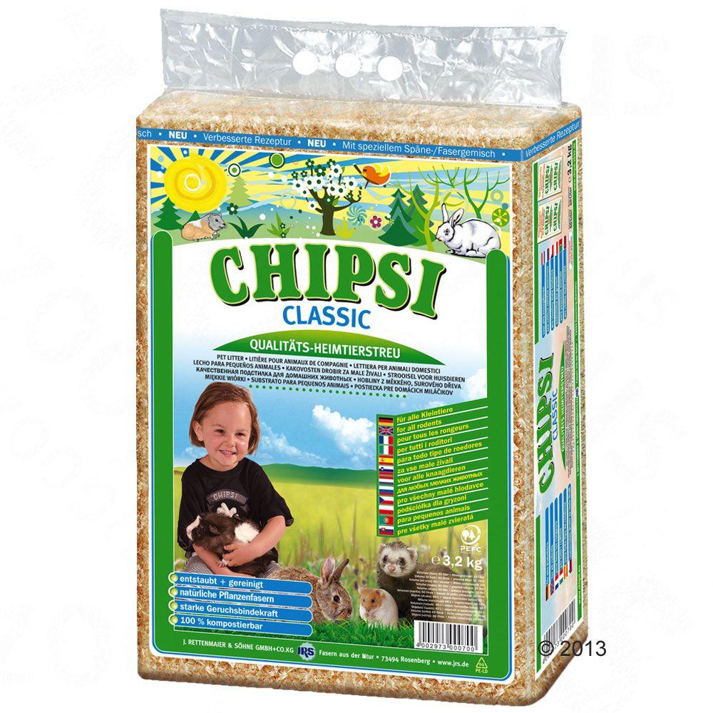 Image of Lettiera Chipsi Classic - Set %: 3 x 3,2 kg