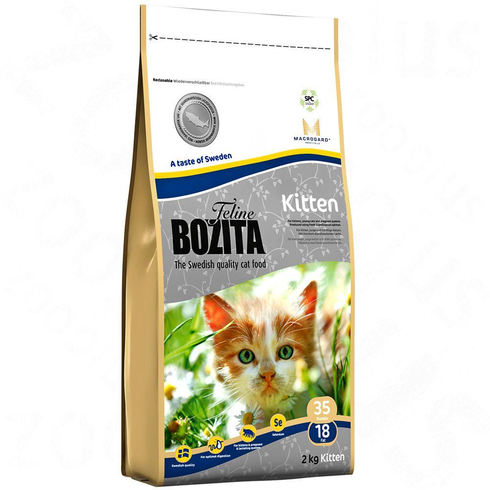 Bozita Feline Kitten - 2 x 10 kg
