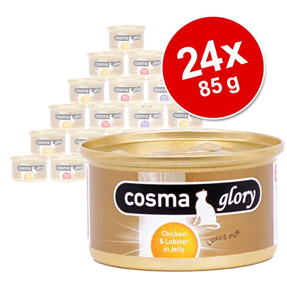 Chat Boîtes et sachets ★ Cosma Boîtes Cosma Glory pour chat