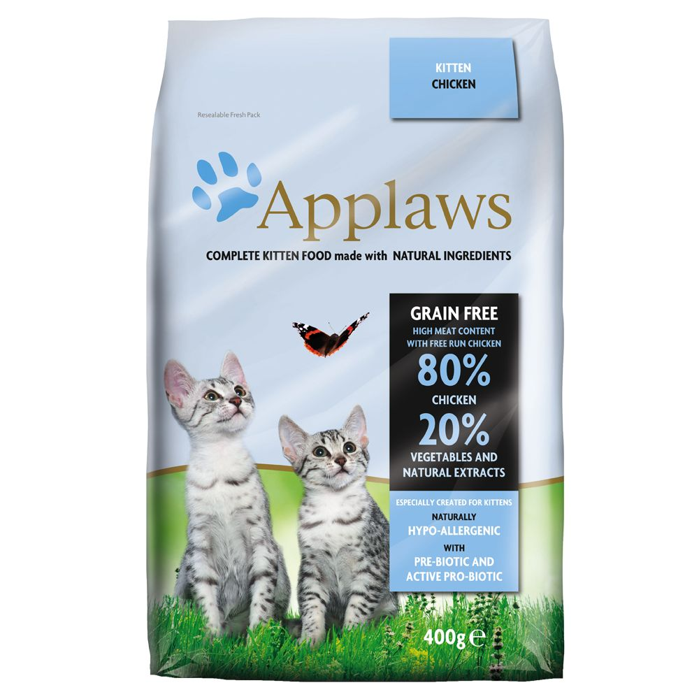Applaws Kitten Chicken - spannmålsfritt - 7,5 kg