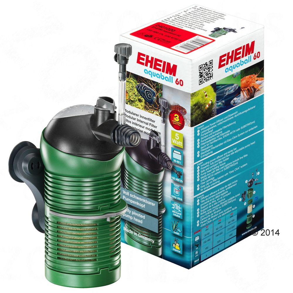 Eheim Aquaball Filtr wewnętrzny - 180