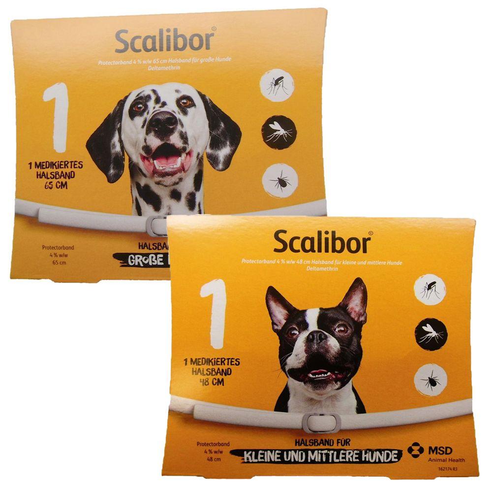 Image of Scalibor® collare antiparassitario per cani - 65 cm, cani di taglia grande