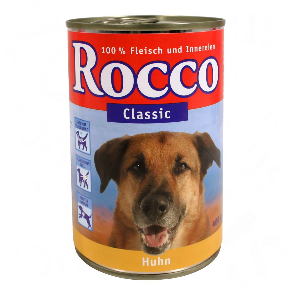 Rocco Classic 6 x 400g - Pure Beef