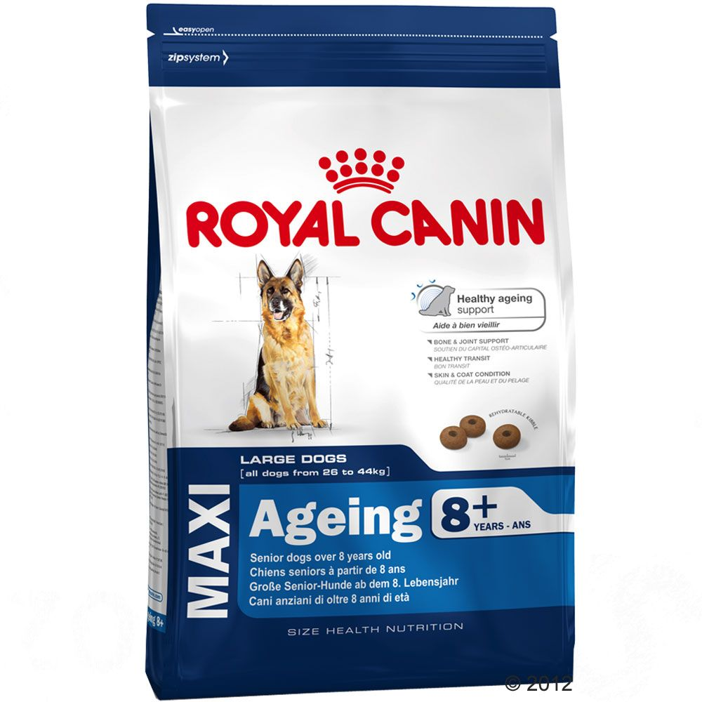 Royal Canin Maxi Ageing 8