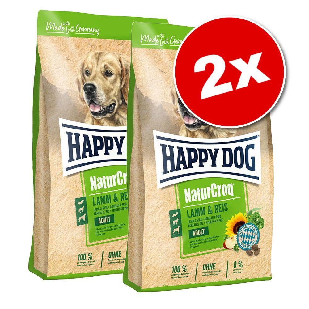 2x15kg Happy Dog Natur Puppy - Croquettes pour chien