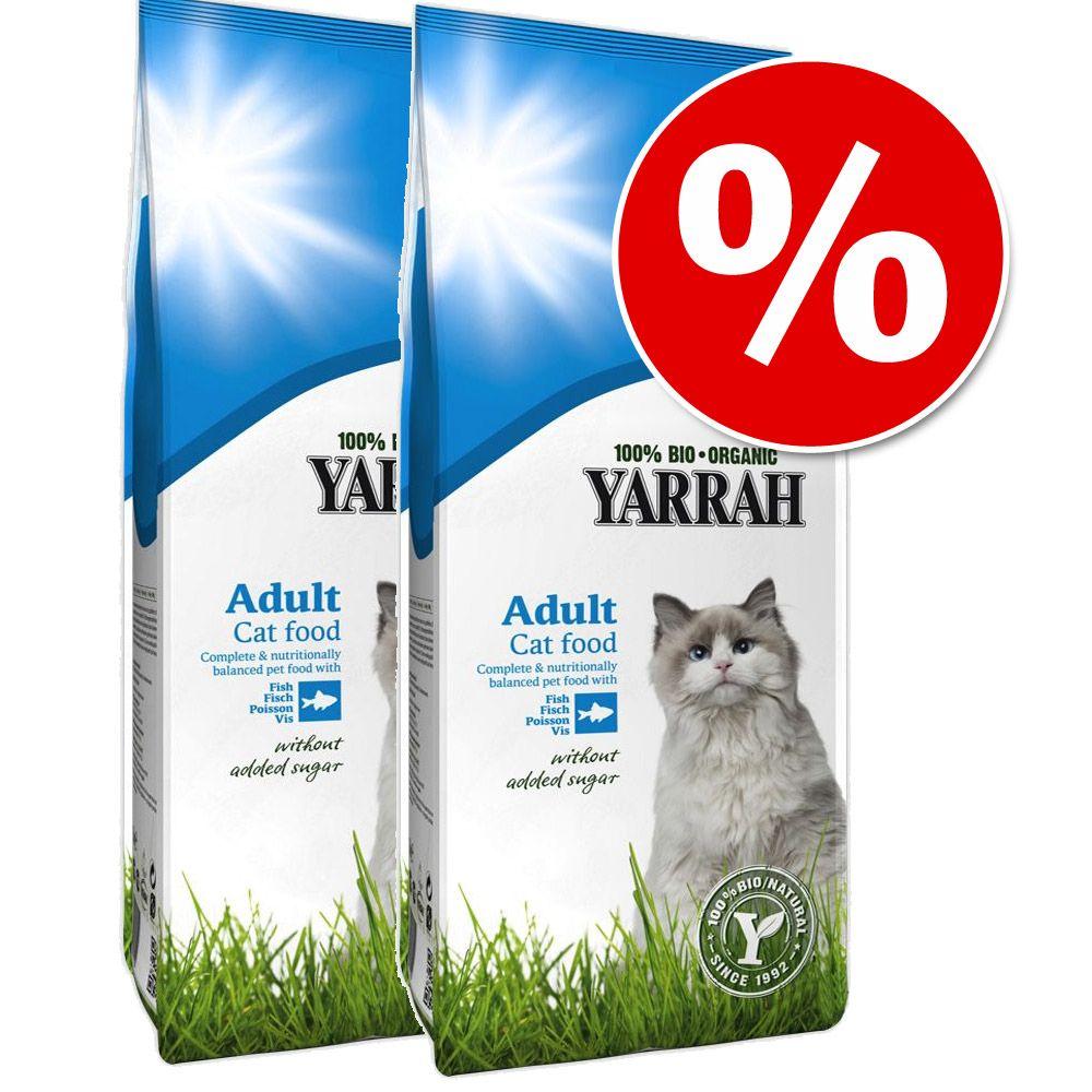 Sparpaket Yarrah Biofutter 2 x Großgebinde - Fi...