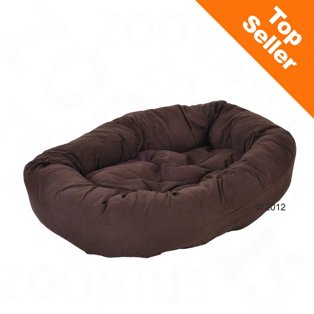 Foto Letto Cozy Mocca - ca. L 120 x P 105 x H 25 cm zooplus Exclusive In soffice tessuto