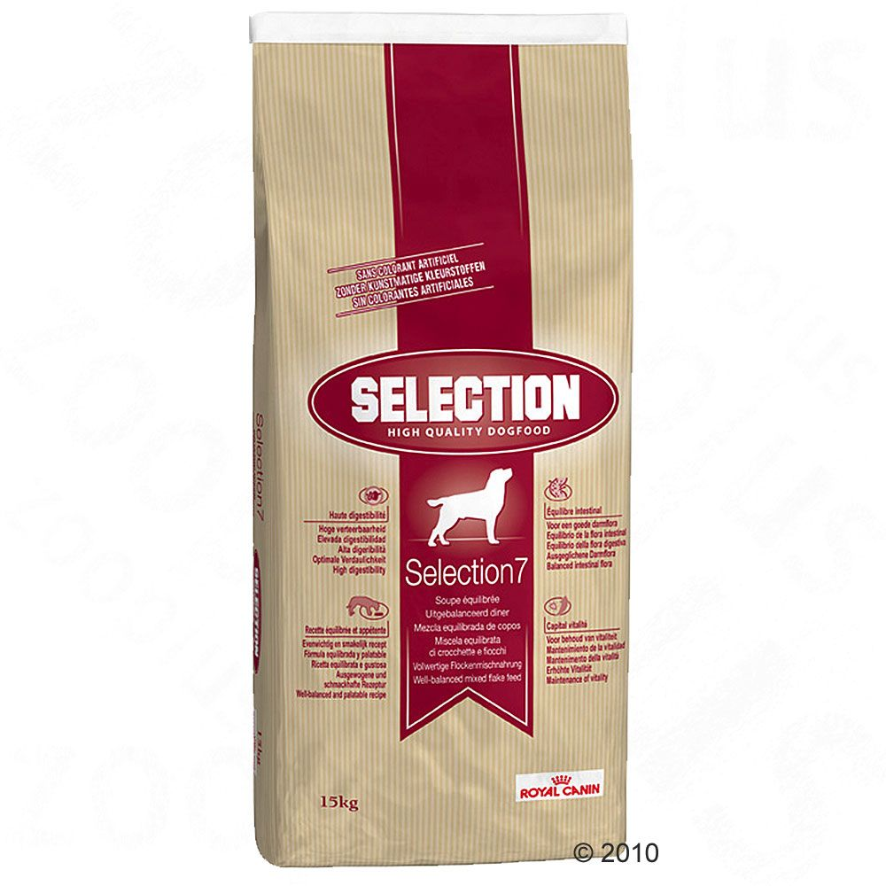 Foto Royal Canin Selection 7 - 15 kg Royal Canin Club Selection