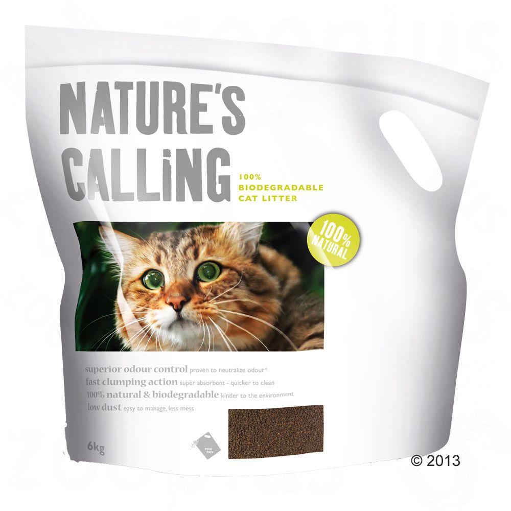 Applaws Nature's Calling żwirek dla kota - 2 x 6 kg