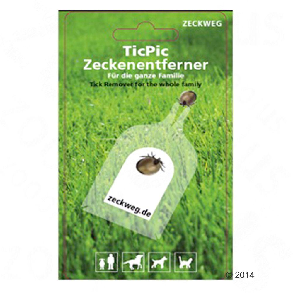 TicPic Tick Remover - Saver Pack (3 TicPics)