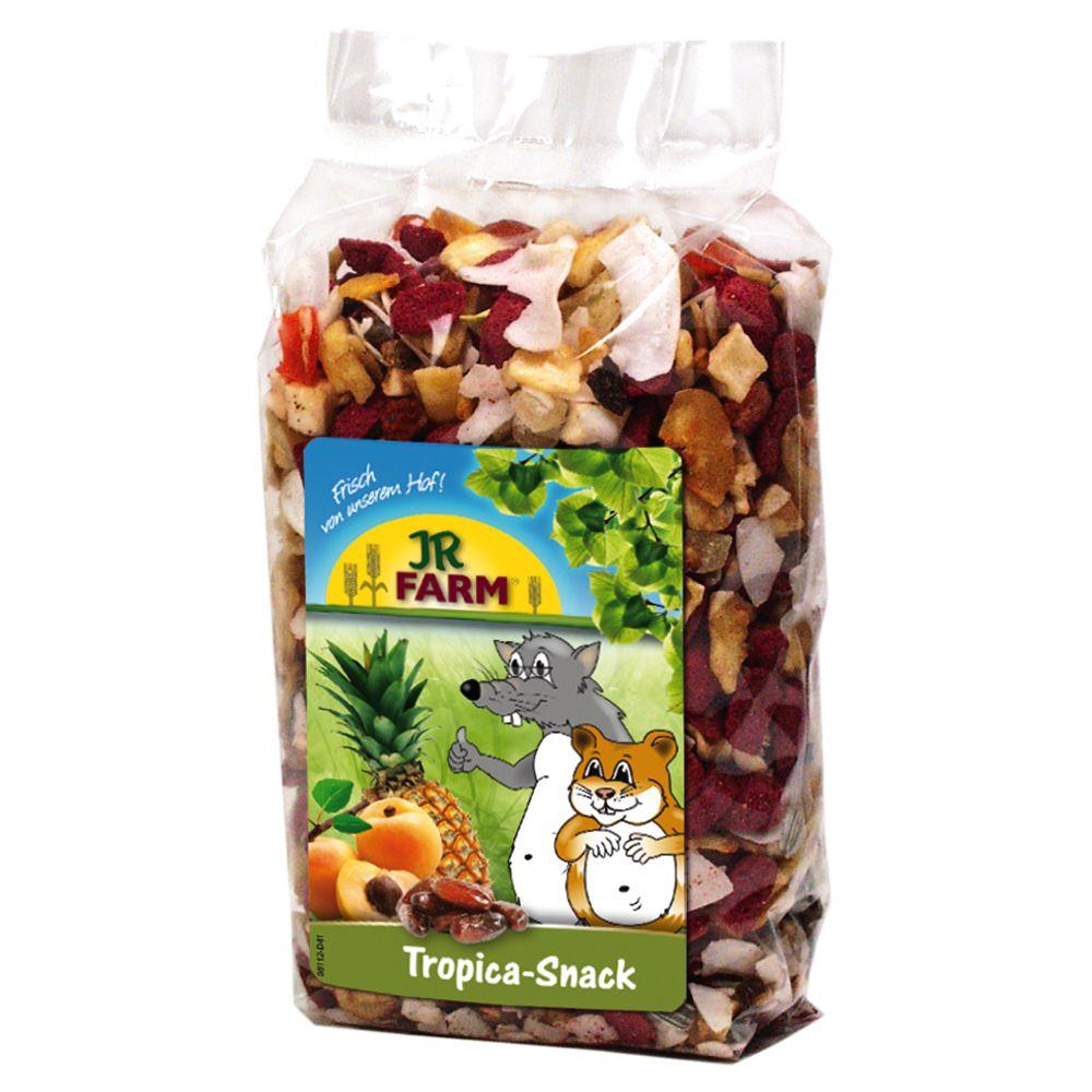 JR Farm Tropica pour rongeur et lapin - 200 g