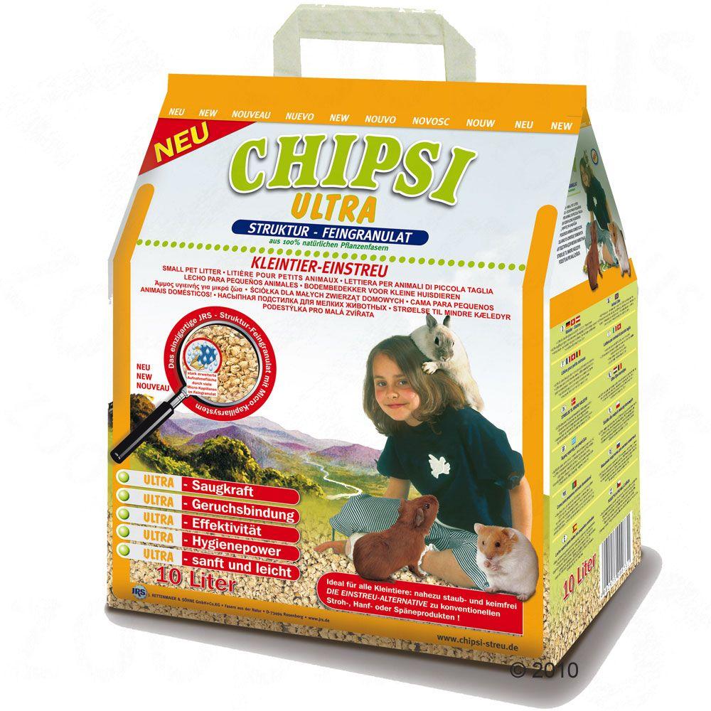 Chipsi Ultra Pet Litter – 10 Liter (ca. 4,5 kg)